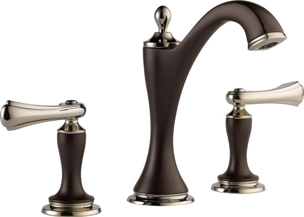 New 8 Roman Widespread Lavatory Bathroom Sink Faucet Oil: Cupboards Kitchen And Bath: Nick's KBIS Picks: Brizo Charlotte