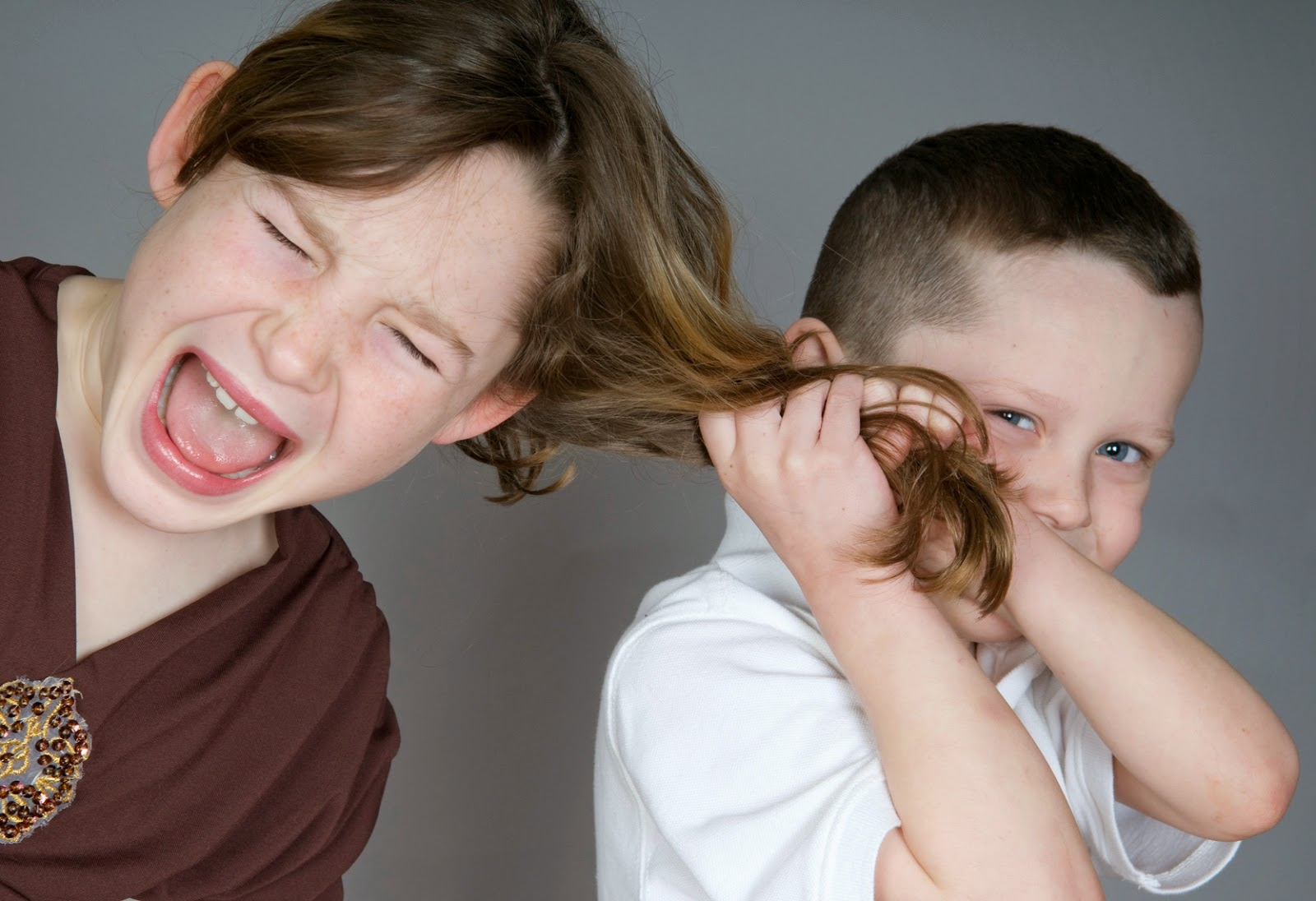 Bagaimana Menangani Akhlak Buruk Anak-Anak