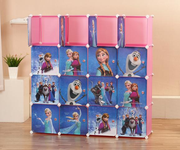 16 DIY Cube Cabinets