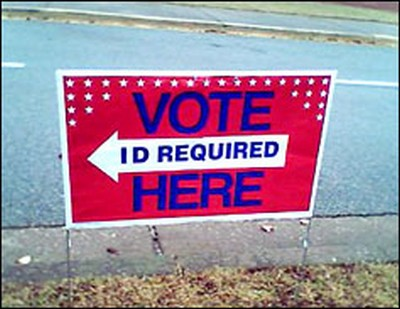 yes for voter ID