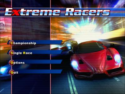 تحميل اقوى لعبة سيارات صغيرة لحجم لعبة Extreme Racers بمساحة 39 ميجا