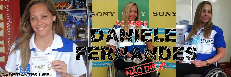 Daniele Fernandes - Cadeirantes Life