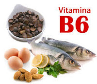 Vitamina B6 o piridoxina