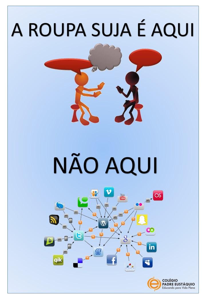 Cuidado nas Redes Sociais