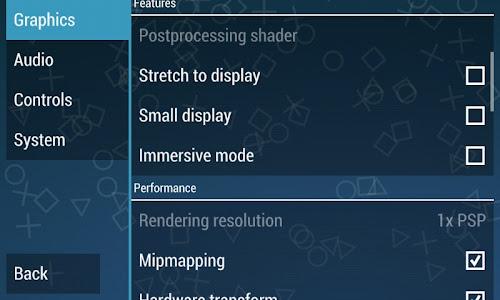 install emulator PSP android