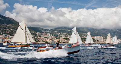Boat rental Monaco classic week