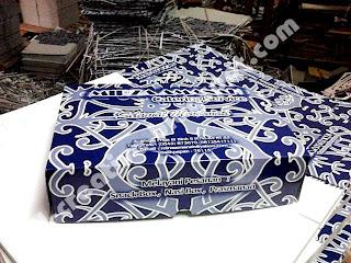 cetak dus katering surabaya