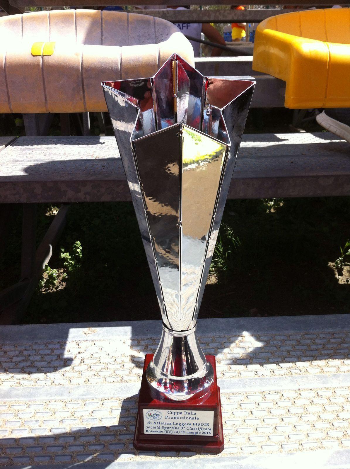 Coppa Italia Fisdir 2016
