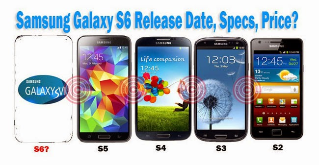 New Upcoming Samsung Galaxy S6 Release Date, Specs, Price, Video and Photo