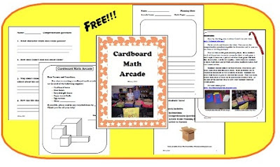 http://www.teacherspayteachers.com/Product/Cardboard-Math-Arcade