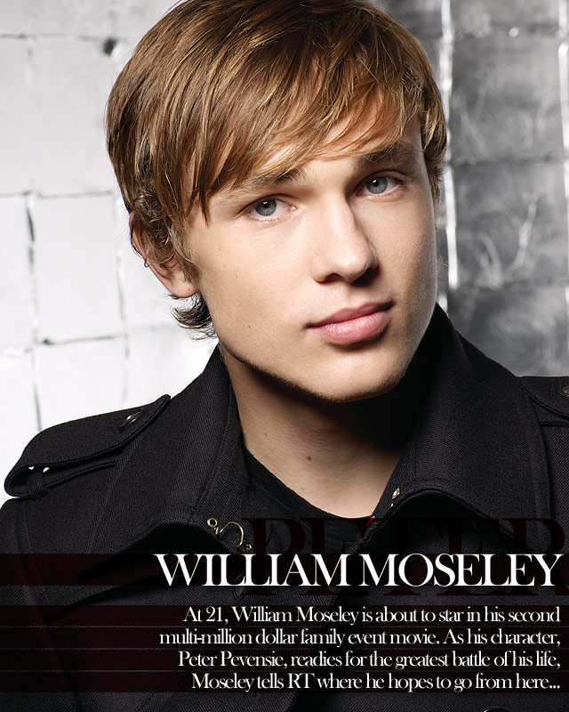 william moseley 2011. william moseley and anna