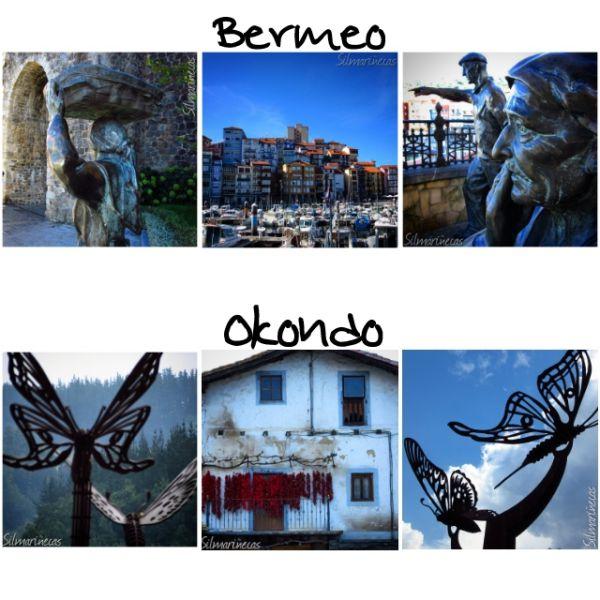 fotos de Bermeo y okondo