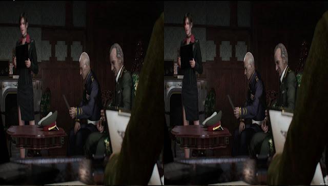 Resident Evil La maldición 3D SBS MKV Latino