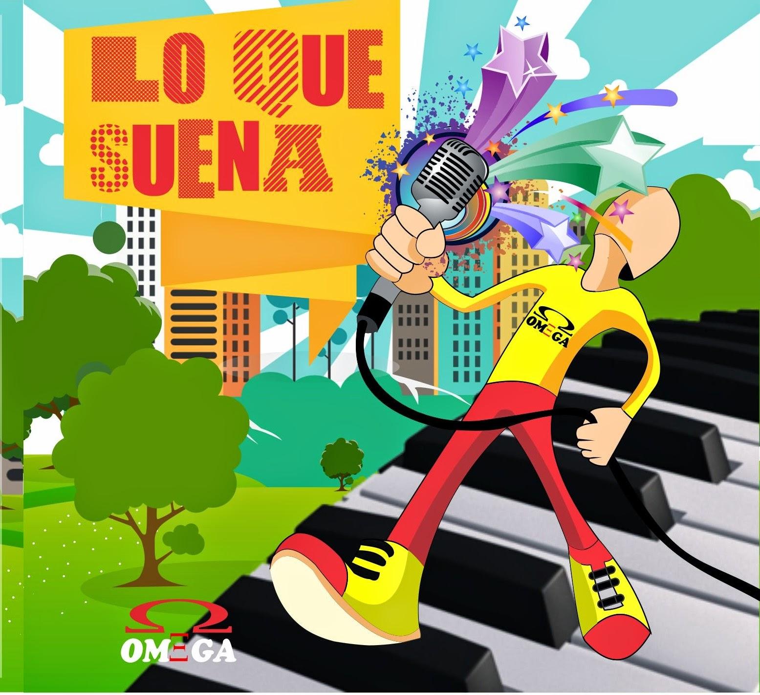 Omega - Lo Que Suena (2015)