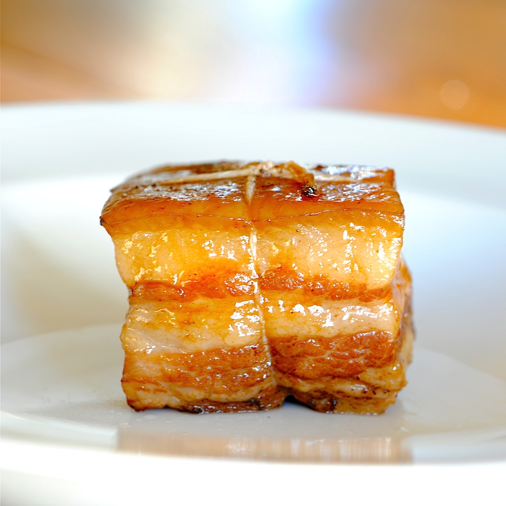 JULES FOOD...: Braised Pork Belly... Asian style with Coca Cola