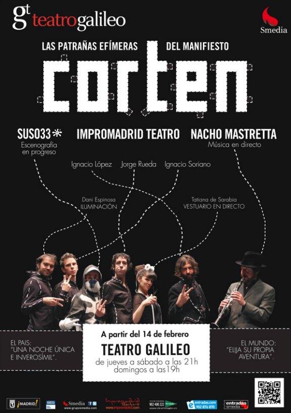 Impromadrid Teatro Galileo