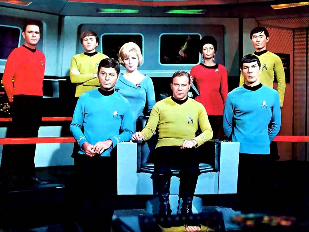 Curso de Star Trek en universidad