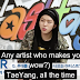 Block B's Zico Talks about BIGBANG's TAEYANG on #hashtag (150112) [VIDEO]