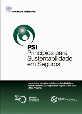 PSI - Principios para Sustentabilidade em Seguros