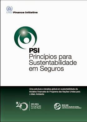 PSI - Principios para Sustentabilidade em Seguros