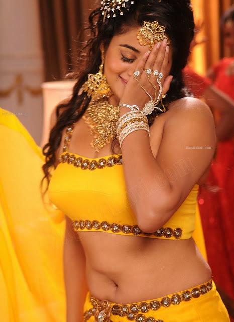 Actress Priyamani Navel Show Photos
