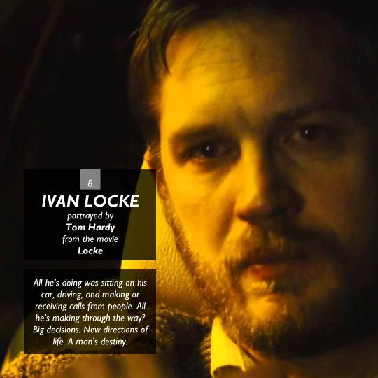 Ivan Locke from Locke