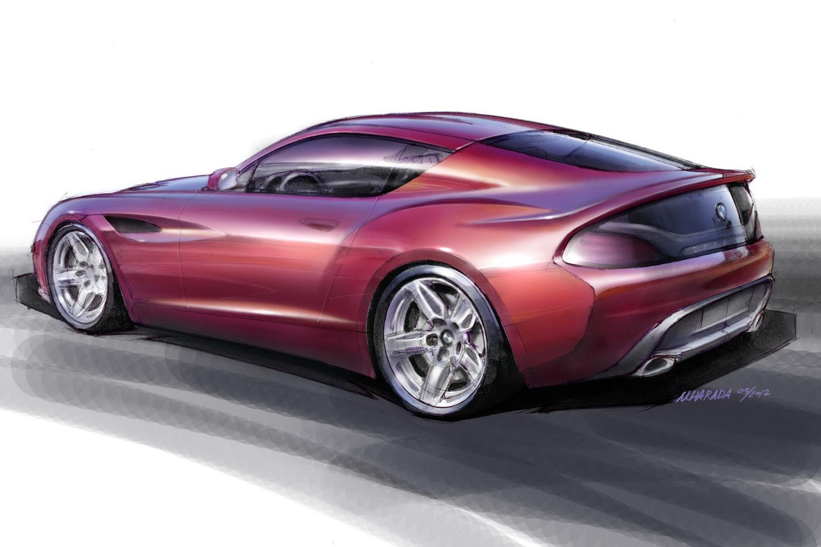 Melkyaditya Blogspot Com 2012 Bmw Z4 Zagato Coupe