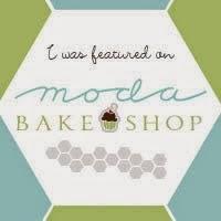 I'm A Moda Bake Shop Chef!