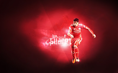 luis suarez liverpool Wallpaper