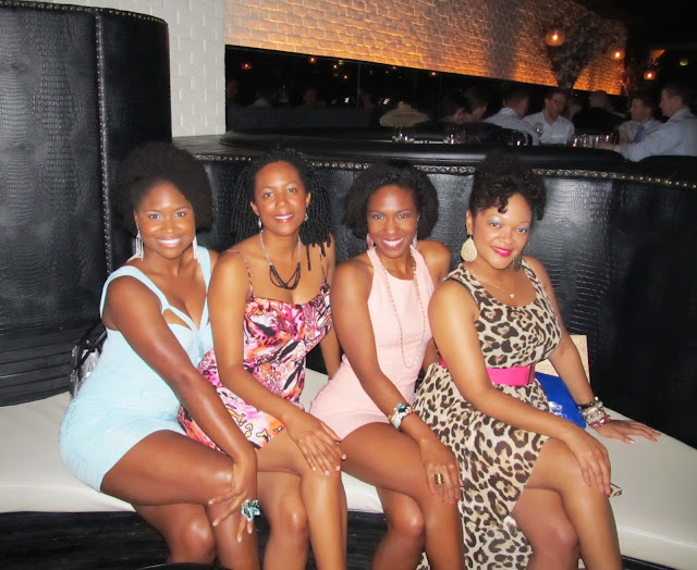 Girls pic 3 - Birthday at Stk Atlanta - Magnum Mondays - The City Dweller