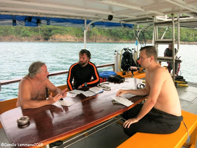 PADI IDC in Khao Lak for November 2015 has been completed