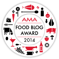 Food Blog Award 2014