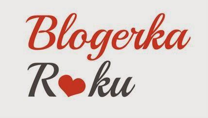 Blogerka Roku - 1. místo v kategorii LIFE