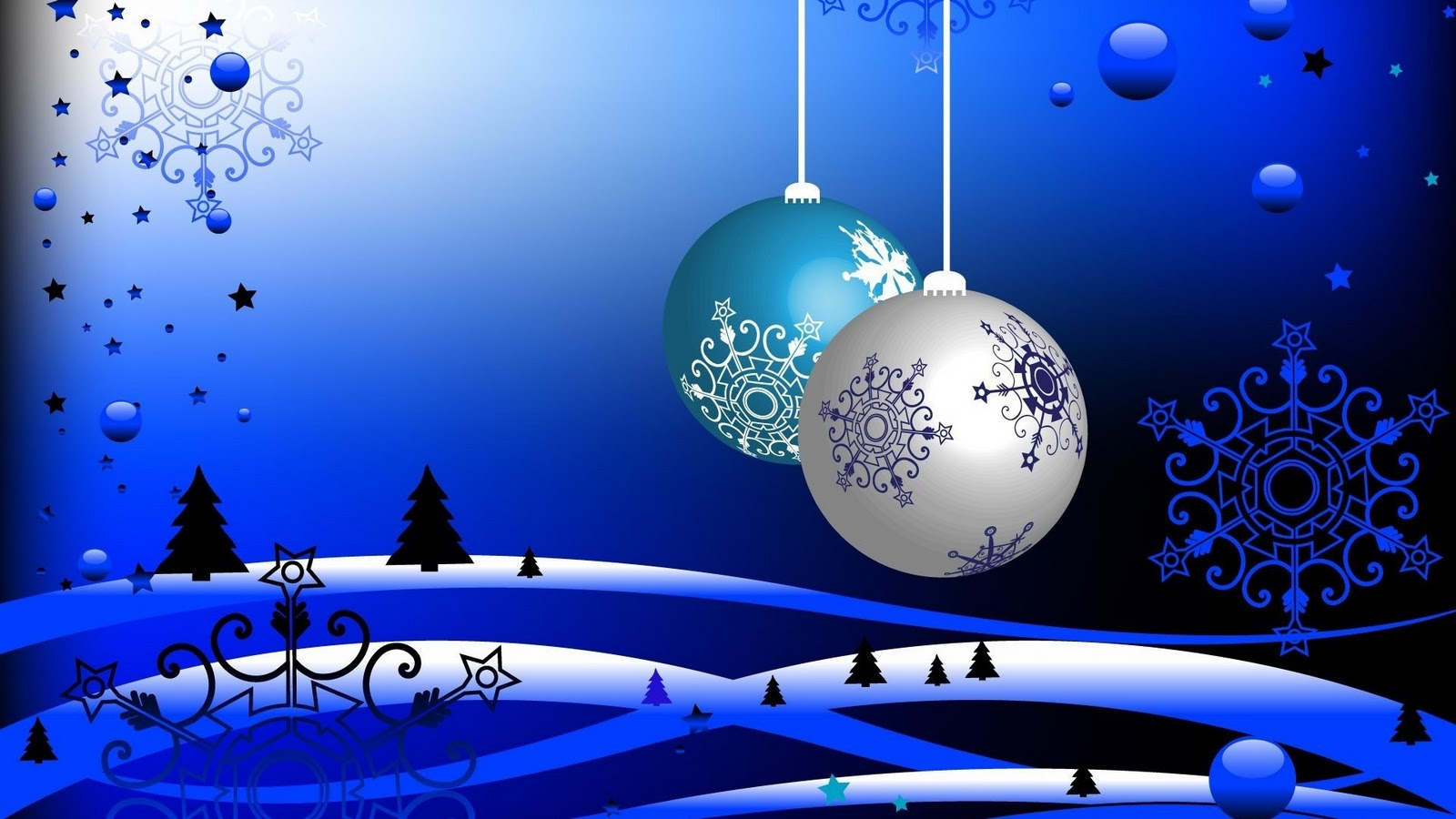 Download Free Christmas Wallpapers Online E Cards