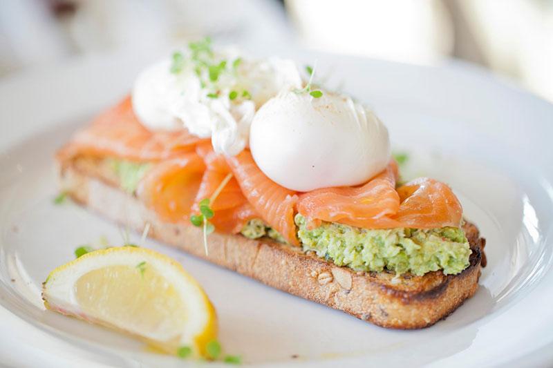 deliciosos desayunos bajos en calorías