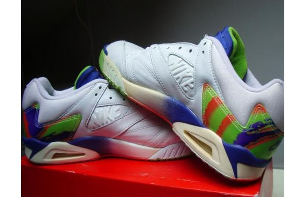 andre agassi sneakers 1991 cadillac