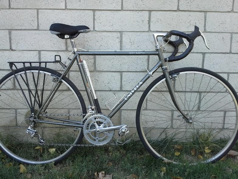 Vintage Steel Touring Bikes Best Value For The Dollar Rides