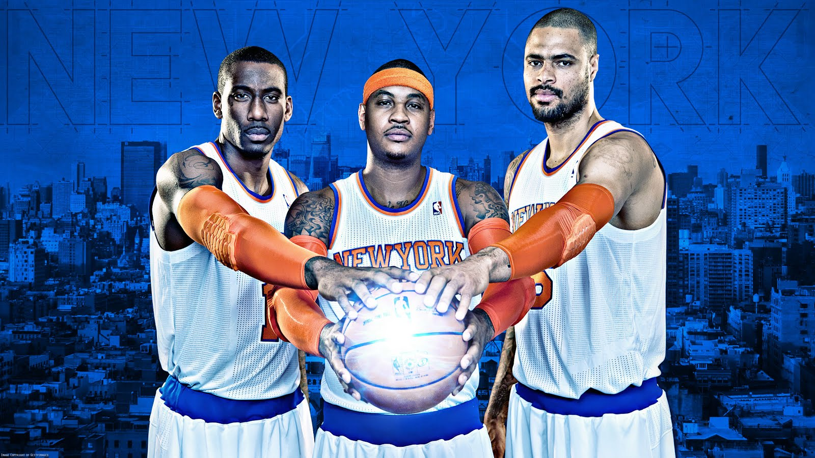 Knicks 2013 big 3 wallpaper big fan of nba daily update since 2002 the knicks struggled to recapture their former success only making the playoffs three times most recently losing to the miami heat in the voltagebd Image collections