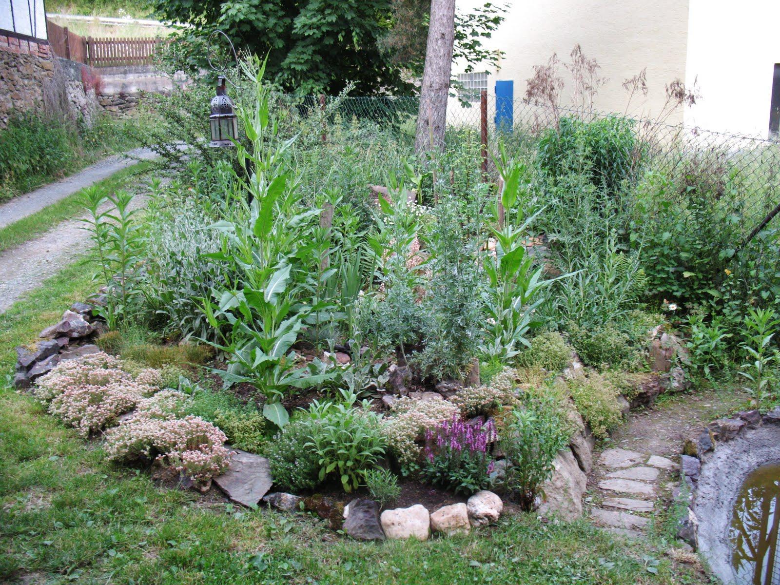 Schön Kleingarten Anlegen Ideen