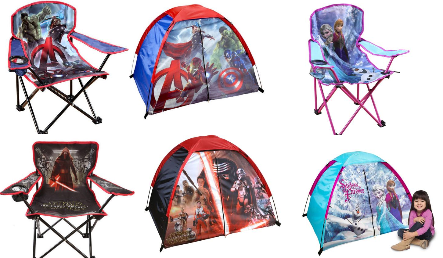 22  sc 1 st  Heavenly Steals & Disney Frozen Kids Chair u0026 Dome Tent $10 Avengers Kids Chair and ...