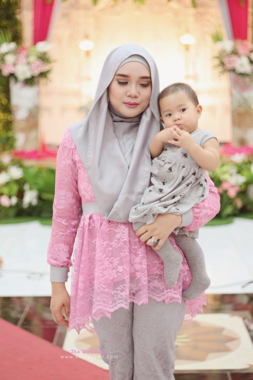 Suci Utami Productive Housewife Inspirasi Kebaya Muslimah