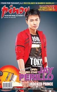 Jay Perillo-Pinoy Magazine