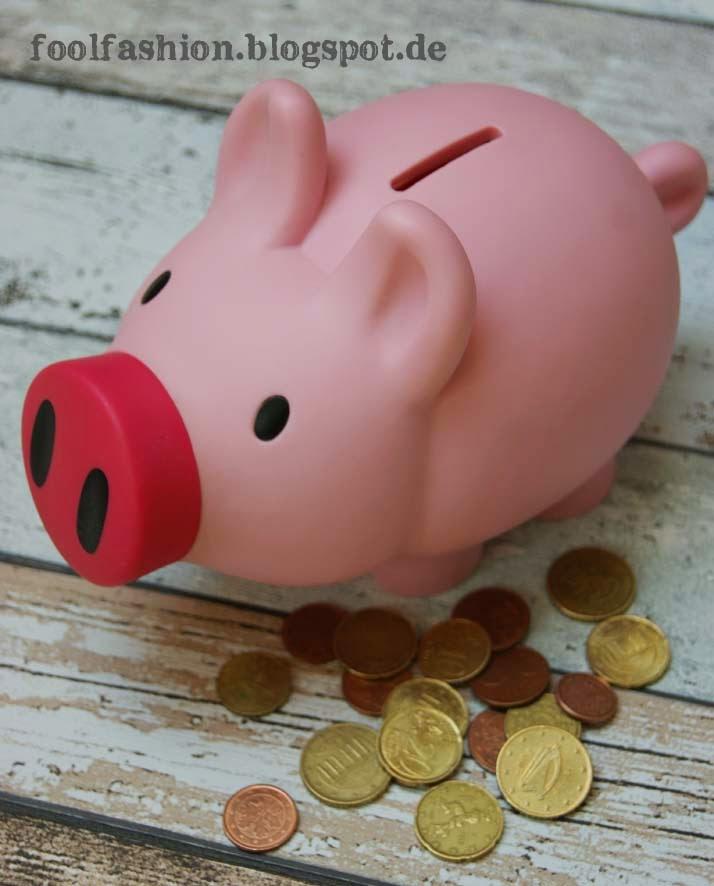 Geld ethisch korrekt anlegen - zur Freude von Sparschwein Elsa