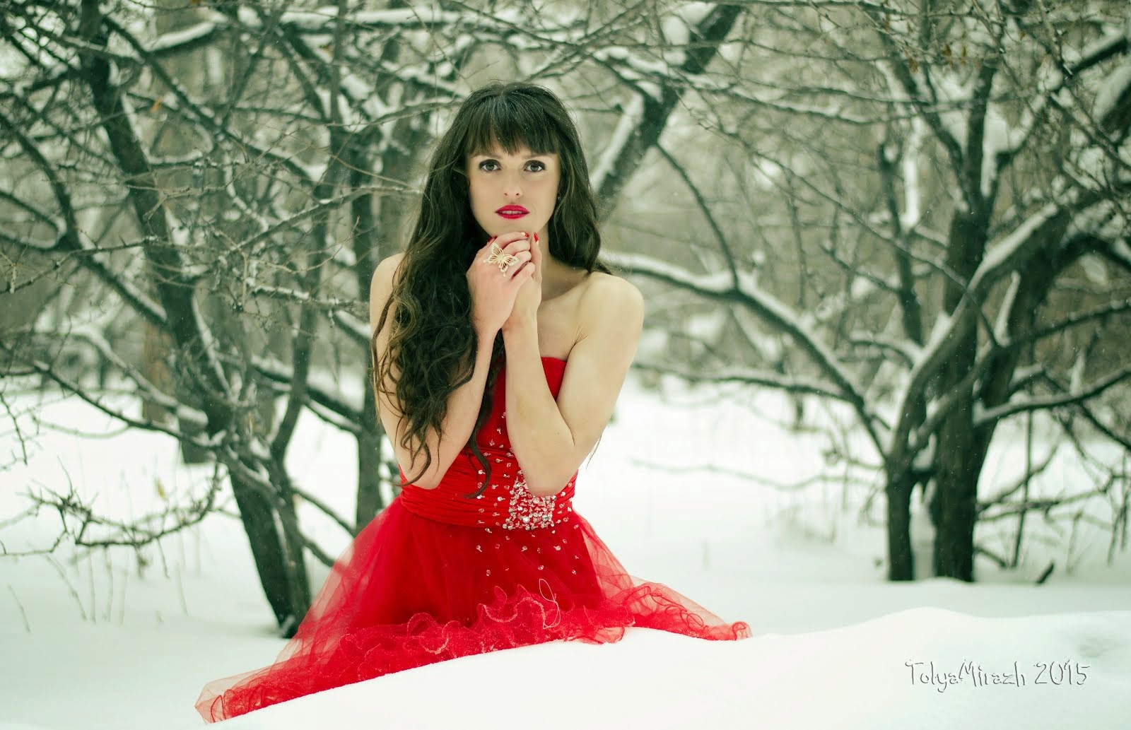 Снег моей души