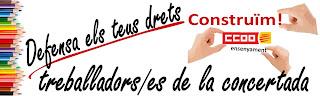 CCOO Concertada