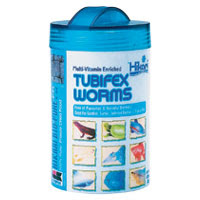 Freeze Dried Food - Tubifex Worms