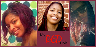 Jazzing Ruby Red Hair Rinse