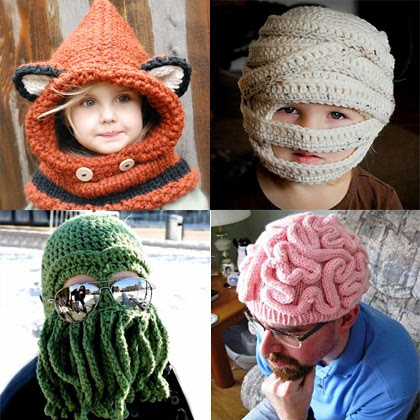 25+ Cool Winter Hats