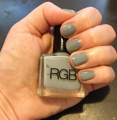 RGB, RGB Cosmetics, RGB nail polish, RGB Cosmetics nail polish, RGB Steel, RGB Cosmetics Steel, RGB Steel nail polish, nail, nails, nail polish, polish, lacquer, nail lacquer, mani, manicure