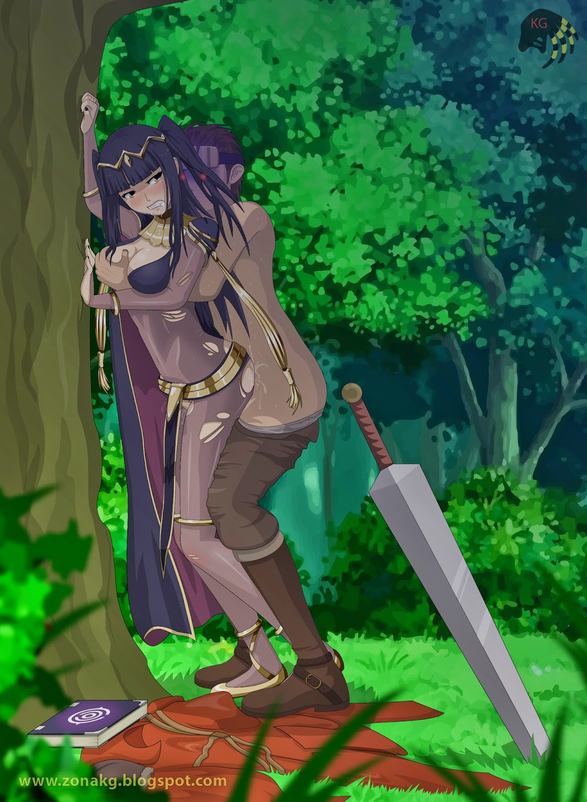 tharja hentai fire emblem standing sex cum in mouth inside resurect anime zonakg